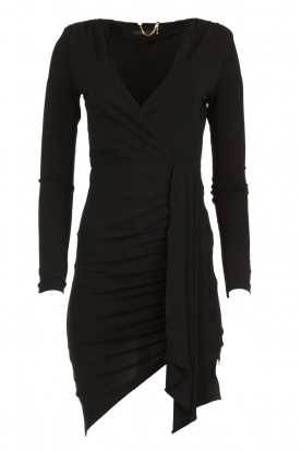 Patrizia Pepe |  Little black dress Zeta | black