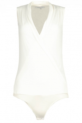 Patrizia Pepe |  Wrap body Beau | white