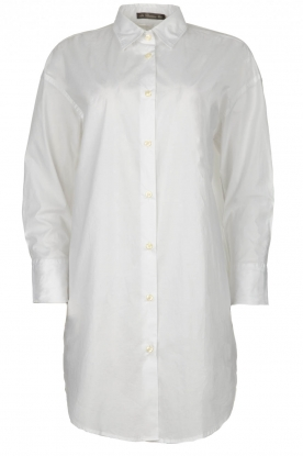 Blaumax |  Oversized blouse Marylou | white