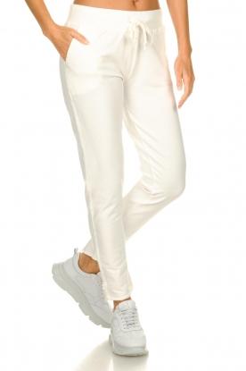 Blaumax |  Jogging pants Queens | white