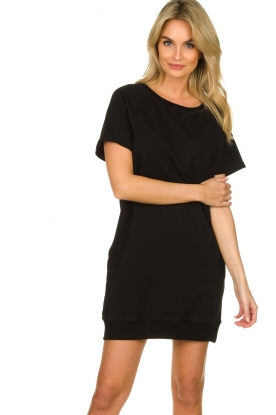 Blaumax |  Sweater dress Queens | black