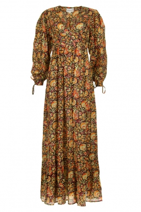 Antik Batik | Maxi dress with print Cherie | multi