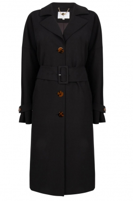 Dante 6 |  Trench coat Bexley | black