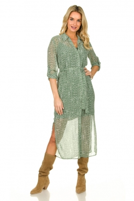 Dante 6 |  Maxi dress Lidique | green