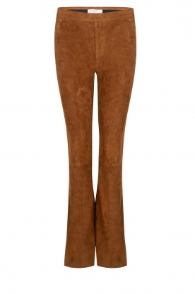 Dante 6 |  Suede legging Dolman |  brown