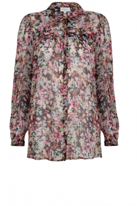 Dante 6 |  Flower blouse Sybella | multi