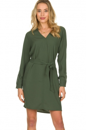 Dante 6 |  Dress Biseu | green