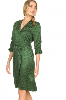 Dante 6 |  Wrap dress Hayden | green