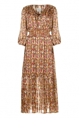 Dante 6 |  Printed maxi dress Bardon | multi