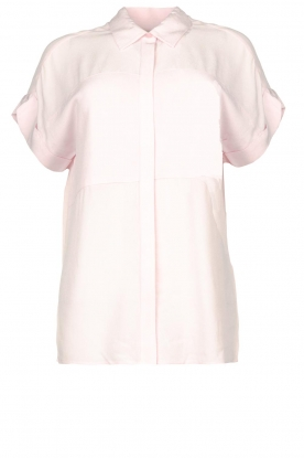 Dante 6 | Wide fit blouse Poppy | pink