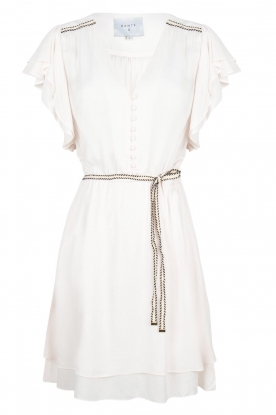 Dante 6 | Dress with belt | natural