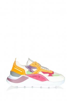 D.A.T.E |  Chunky sneakers Fuga | orange