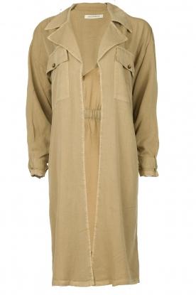 Sofie Schnoor |  Open coat Stine | beige