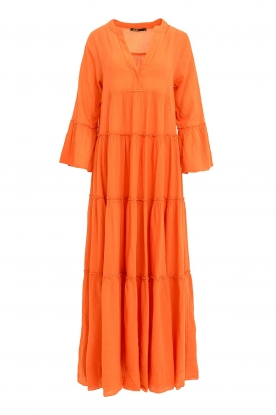 Devotion |  Maxi dress Christy | burned orange