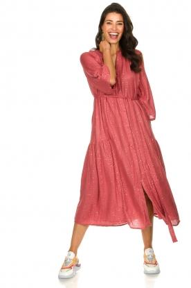 Sundress |  Maxi dress Eliza | pink