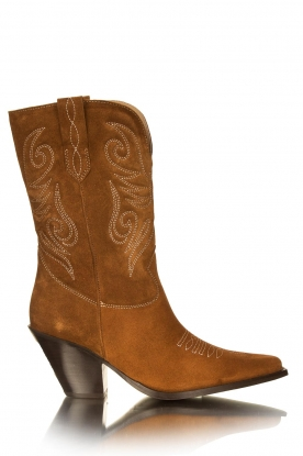 Toral |  Western boots | gold