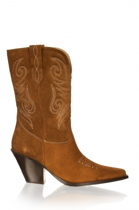 Toral |  Western boots Bambi | brown
