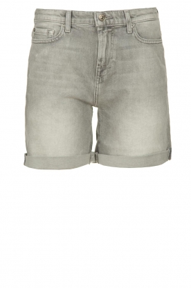 7 For All Mankind | Boy shorts Tania | grey
