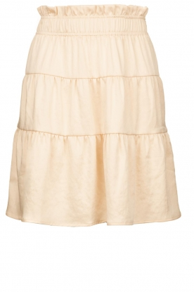 ba&sh |  Ruffle skirt Rufy | natural