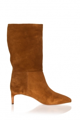 ba&sh | Slouchy boot Clarys | cognac