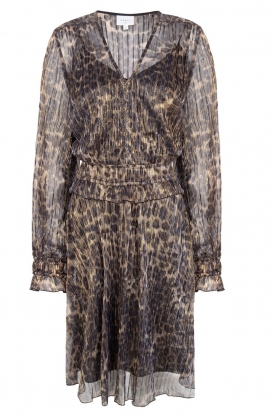 Dante 6 |  Leopard print dress Aida| animal print