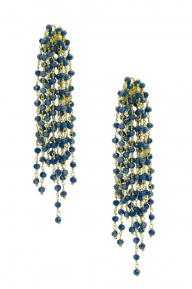 Miccy's |  Earrings with Swarovski crystals Edessa | multi