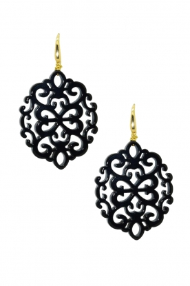 Miccy's | Earrings Ahlan | black