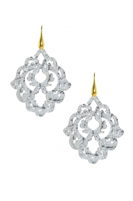 Miccy's | Earrings Ornament | silver