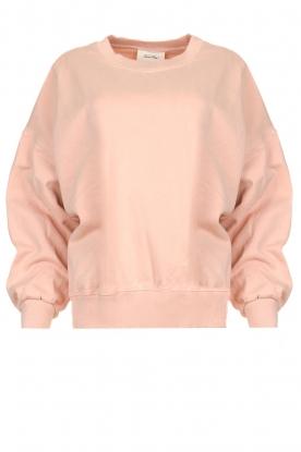 American Vintage | Oversized sweatshirt Wititi | roze
