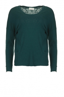 American Vintage |  Long sleeve Sonoma | dark green
