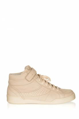 Copenhagen Studio's |  Leather sneakers CPH418 | white