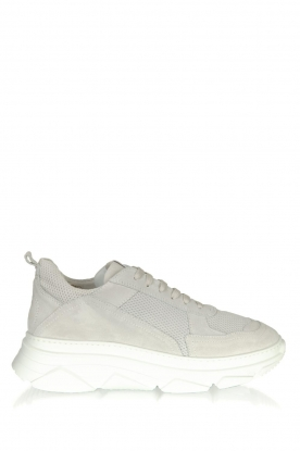 Copenhagen Footwear |  Leather sneakers CPH61 | light grey