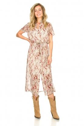 Look Floral maxi dress Harper