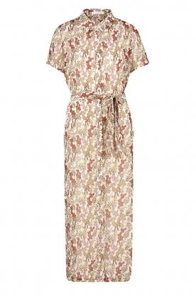 Freebird |  Floral maxi dress Harper | white