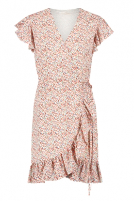 Freebird | Floral dress Rosy | pink