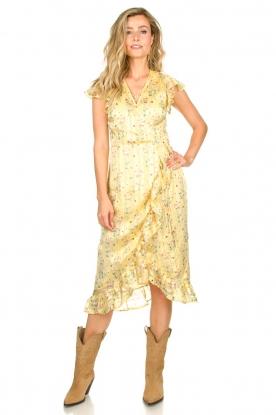 Look Dress with flowerprint