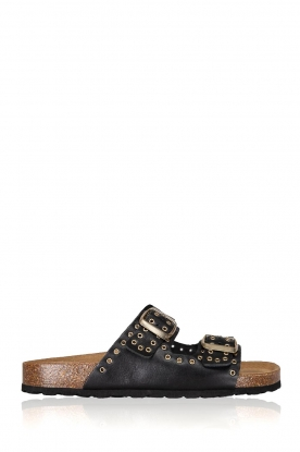 Sofie Schnoor |  Buckle sandals Micky | black