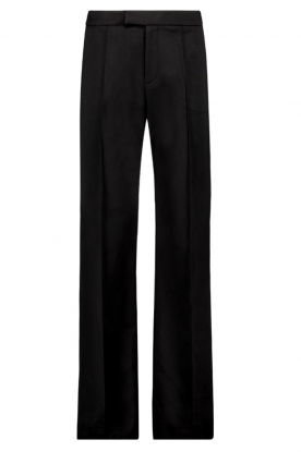 Aaiko | Wide leg trousers Chantalle | black