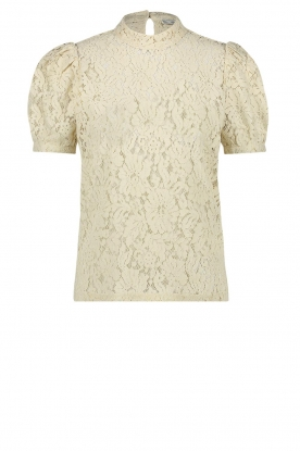 Aaiko | Lace top Loise | natural