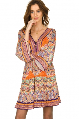 Hale Bob |  Dress with print | multi