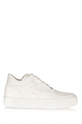 Copenhagen Studio's |  Leather sneakers CPH36 | white
