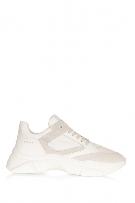 Copenhagen Studio's |  Leather sneakers CPH107 | off white