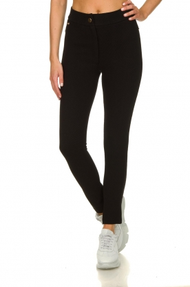 Lune Active |  Sports pants Moon | black