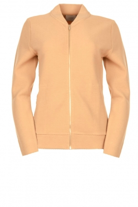 Lune Active | Sports jacket Moon | camel