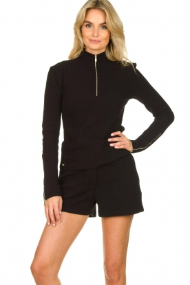 Lune Active |  Sports shorts Moon | black