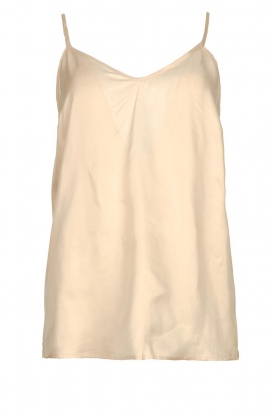 JC Sophie | Sleeveless top Darla | natural