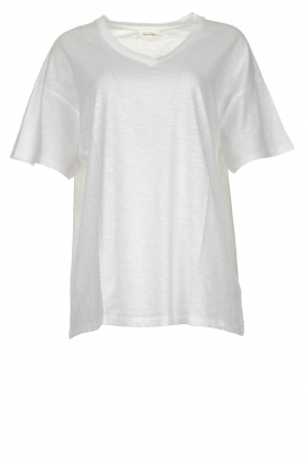 American Vintage |  Basic T-shirt Idolmint | white
