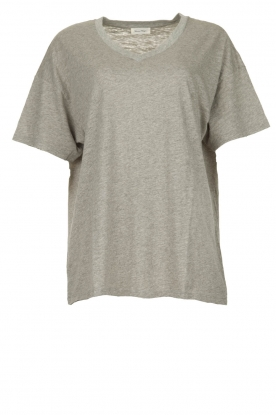 American Vintage | Basic T-shirt Idolmint | grey