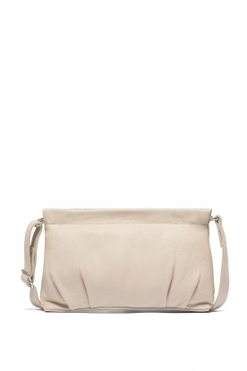 Depeche |  Leather shoulder bag Misa | natural