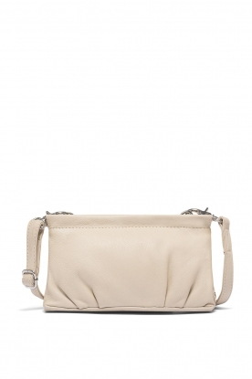 Depeche |  Leather shoulder bag Nova | natural